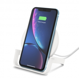 Belkin BOOST↑UP™ Wireless Charging Stand 10W - White (F7U083Auwht)