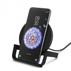 Belkin BOOSTCHARGE Wireless Charging Stand 10W (WIB001BTBK)