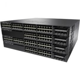 Cisco Catalyst 3650 48 Port Data 4x1g Uplink Ip Base Ws-c3650-48ts-s