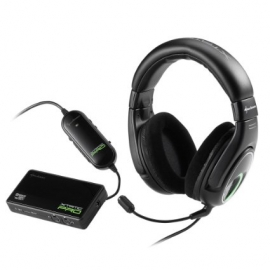 Sharkoon X-tatic Pro All In One 5.1 Surround Headset, Dolby® Digital 2.0, Dolby® Digital 5.1