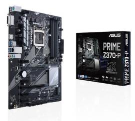 Asus Intel Motherboard Prime Z370-p Lga 1151-2 Atx Prime Z370-p