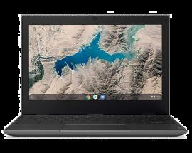 "Lenovo 100e Chromebook 11.6"" N4020 4GB 32GB Chrome OS 81Ma000Sau"