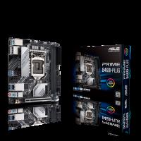 ASUS PRIME B460I-PLUS B460 (LGA 1200) Mini-ITX motherboard with Aura Sync RGB header, M.2, DDR4 2933MHz, HDMI, DisplayPort, USB 3.2 Gen 1 ports (PRIME B460I-PLUS)