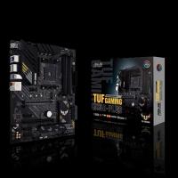 ASUS AMD B550 TUF GAMING B550M-PLUS (Ryzen AM4) ATX Gaming MB, PCIe 4.0, Dual M.2, 10 DrMOS Power Stages, 2.5Gb LAN, HDMI, DP (TUF GAMING B550-PLUS)