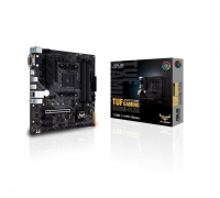 ASUS TUF GAMING A520M-PLUS AMD A520 (Ryzen AM4) micro ATX motherboard with M.2 support, 1 Gb Ethernet, HDMI/DVI/D-Sub, SATA 6 Gbps, USB 3.2 Gen 2