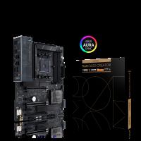 ASUS AMD B550 Ryzen AM4 ATX MB, PCIe 4.0, Dual Thunderbolt 4, Type-C Ports, Dual Intel 2.5Gb Ethernet, Dual M.2 With Heatsinks, USB 3.2 Gen 2 (PROART B550-CREATOR)