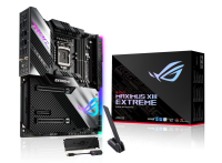 ASUS ROG MAXIMUS XIII EXTREME Intel Z590 EATX Motherboard 18+2 Power Stages, 5xM.2 slot, Dual Thunderbolt, 10 Gb Ethernet, PCIe4.0 WIFI 6E RGB (ROG MAXIMUS XIII EXTREME)