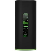 Ubiquiti Amplifi Alien Mesh Router - Wi-Fi 6 - Dual Radio - 4x Gigabit Ethernet Ports on Router, Touch Screen Display AFi-ALN-R-EU