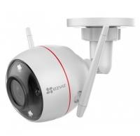 EZVIZ C3W Color Night Vision1080P, H.265 Video Compression, Customizable Voice Alerts, Active Defense (Light & Sound),
