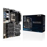ASUS PRO WS X299 SAGE II Intel CEB Motherboard LGA 2066, AI Overclocking, Dual 2.5G Ethernet, DDR4 4266 MHz, 2xM.2, RGB (PRO WS X299 SAGE II)