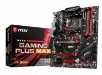 MSI B450 GAMING PLUS MAX MotherBoard: Socket AM4 For AMD Ryzen Processors4x DDR4, 6x SATA 6Gb/s, M.2, USB 3.2, Gigabit LAN, DVI-D/HDMI, RAID, CrossFire (B450 GAMING PLUS MAX)