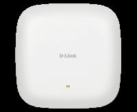 D-Link Nuclias DAP-2720 Tri Band IEEE 802.11ac 2.15 Gbit/s Wireless Access Point - 2.40 GHz, 5 GHz - Internal