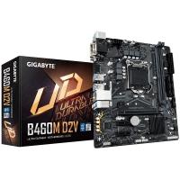 Gigabyte B460M D2V mATX Motherboard 2xDDR4 10th Gen LGA1200 1xM.2 6xSATA RAID LAN (10/100/1000 Mbit) DVI-D 2xPCIE 6xUSB3.2 Ga-B460M-D2V