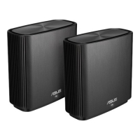 Asus Zenwifi Ct8 Ac3000 Tri-Band Whole-Home Mesh Wifi Routers (2 Pack) Zenwifi Ac (Ct8)