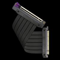 COOLER MASTER PREMIUM UNIVERSAL PCIE X16 RISER CABLE V2, 200MM LENGTH MCA-U000C-KPCI30-200