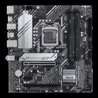Asus PRIME B560M-A/CSM INTEL MATX Motherboard Intel B560 (LGA 1200), PCIe 4.0,two M.2 slots, 8 power stages, Intel 1 Gb Ethernet