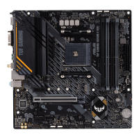 Asus TUF GAMING B550M-E WIFI AMD B550 (Ryzen AM4) micro ATX Gaming Motherboard with PCIe 4.0, dual M.2